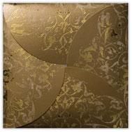 Gold Victorian Design Box
