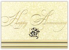 Venetian Happy Anniversary