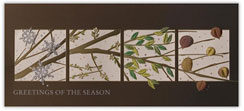 Four Seasons Greetings