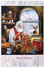 Santas Special Gift Christmas Card