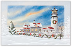 Highland Lighthouse Charity Card