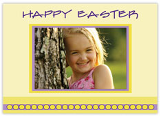 Sunny Easter Photo Card