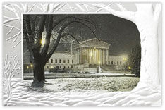Supreme Court Holiday Card