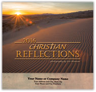 Christian Reflections Stapled Wall Calendar
