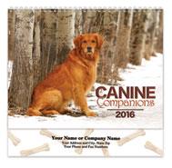 Dogs Spiral Wall Calendar
