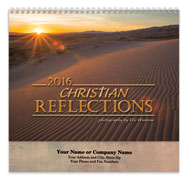Christian Reflections Spiral Wall Calendar