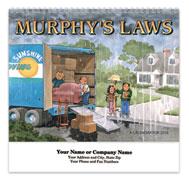 Humorous Murphy's Laws Calendar