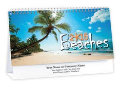 Beaches Desk Calendar