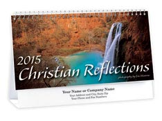 Christian Reflections Desk Calendar