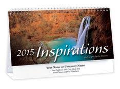 Inspirations Desk Calendar