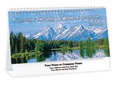 American Vistas Desk Calendar