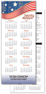 Flag Economy Calendar