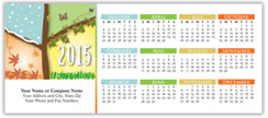 Four Seasons Horizontal Economy Calendar