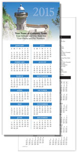 Lighthouses Economy Calendar