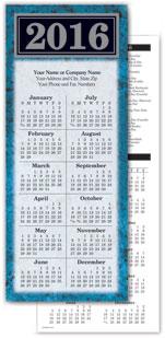 Marble Texture Calendar