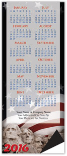 Patriotic Economy Calendar