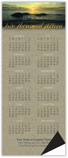 Beautiful Sun Economy Calendar