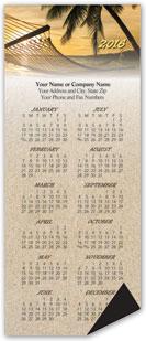 Tropical Magnet Calendar