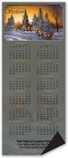 Christian Magnetic Economy Calendar