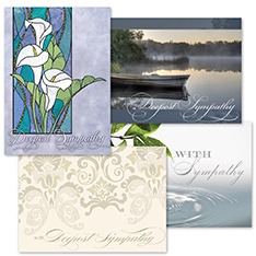 With Sympathy Assortment (20)
