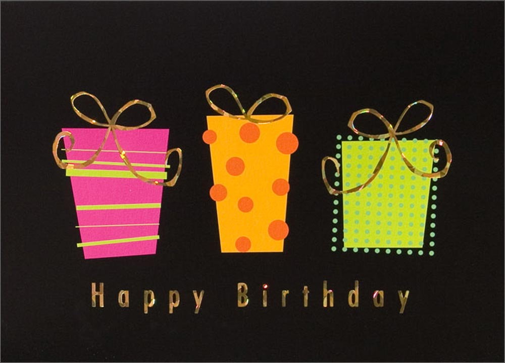 modern gifts birthday card birthday cards from cardsdirect. Black Bedroom Furniture Sets. Home Design Ideas