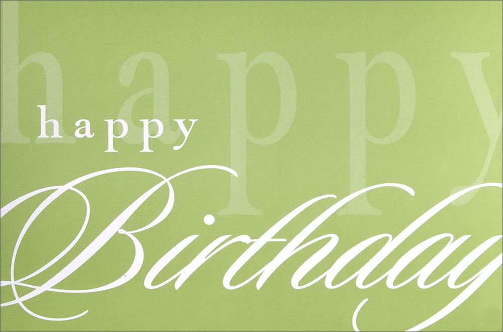 Similiar Classy Birthday Wishes Keywords – Professional Birthday Greeting