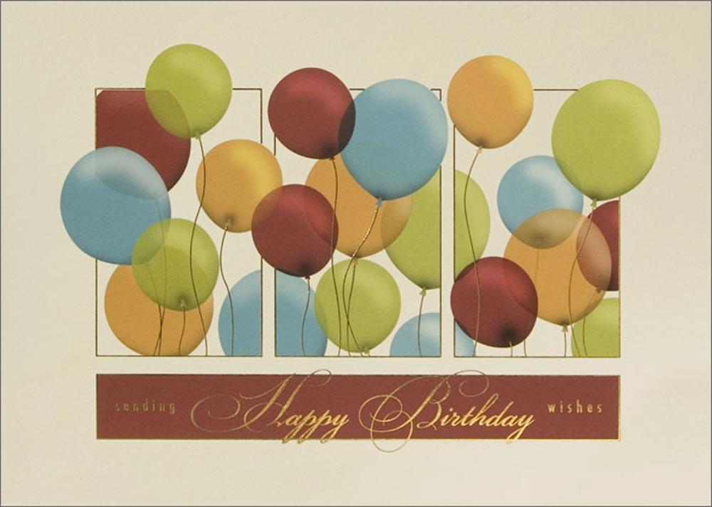 Professional Anniversary Card