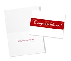 Red Stripe Congratulations