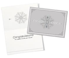 Splendid Congratulations Card