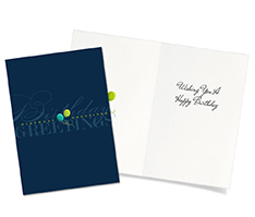 Classic Business Birthday Card