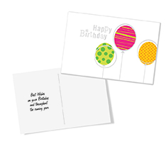 Birthday Postcard Assortment (500)