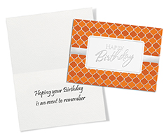 Bright Birthday Wishes Card