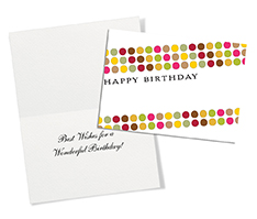 Festive Birthday Assortment (100)