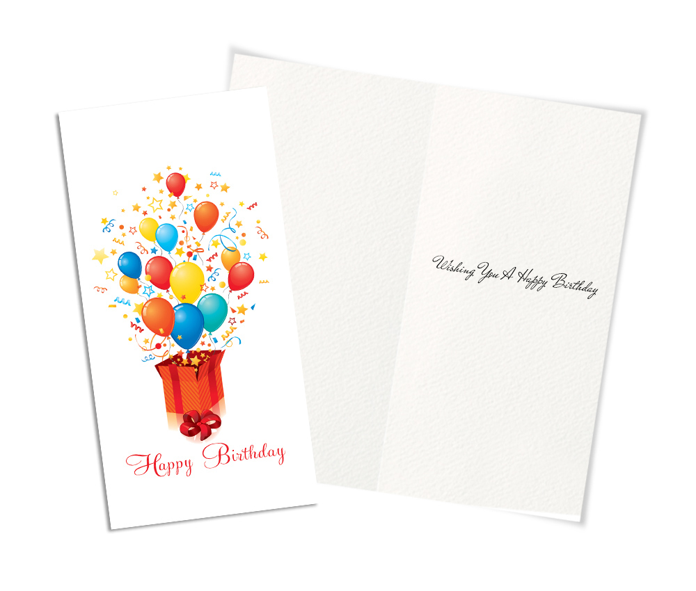 Birthday Card Assortment 100