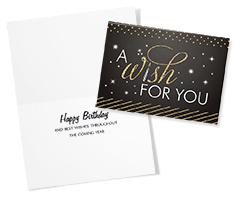 A Wish Birthday Card