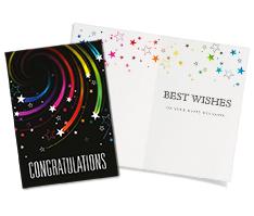 Shooting Star Congrats