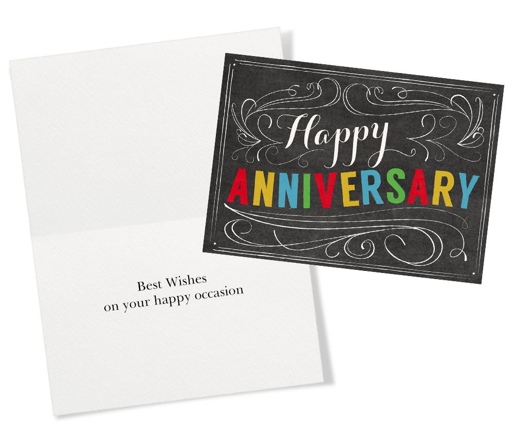 40 Colorful Assorted All Occasion Greeting Cards