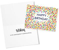 Dots Galore Birthday