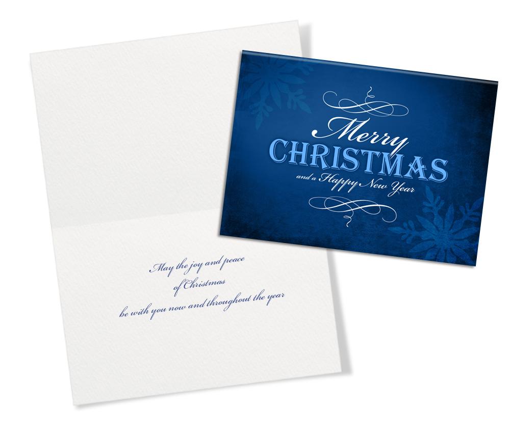 Elegant Holiday: 50 Assorted Christmas Cards