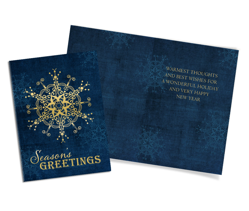 Winter Greetings 30 Assorted Christmas Cards