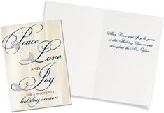Peace, Love & Joy Holly