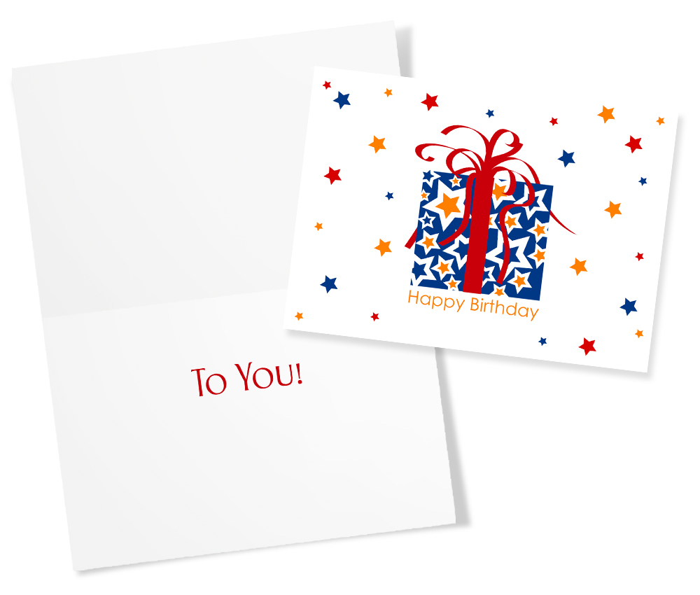 Patriotic Birthday 30 Assorted Birthday Greeting Cards