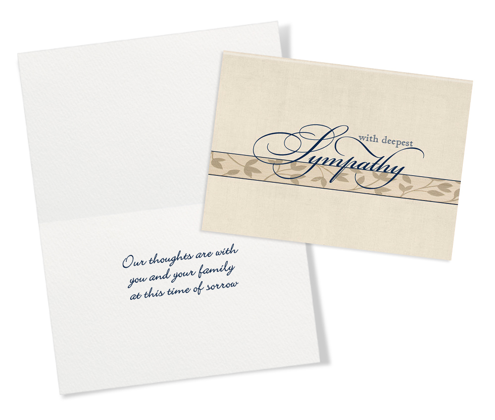 Business sympathy cards image collections profit and loss gentle sympathy 25 assorted sympathy greeting cards dp3764 z assorted gentle sympathy cardsaspx business sympathy cards image collections magicingreecefo Gallery