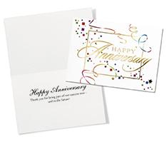 Anniversary Gala Card