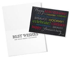 Celebration Anniversary Card