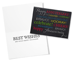 Celebration Anniversary Card
