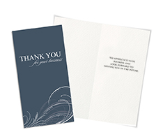 Business Appreciation Thank You Card