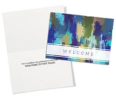 Welcome Watercolors