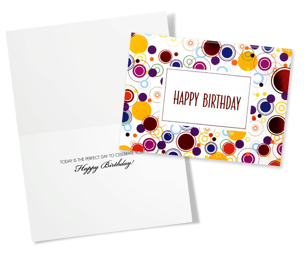 Classic Birthday 50 Assorted Birthday Greeting Cards
