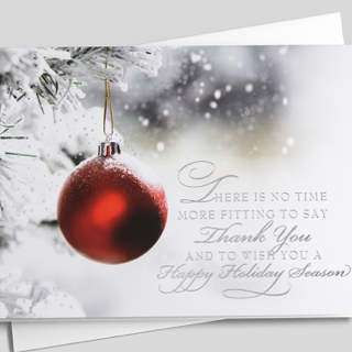 Shop christmas and holiday cards by specific style classic corporate colourmoves